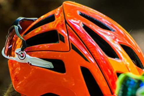 Specialized helm