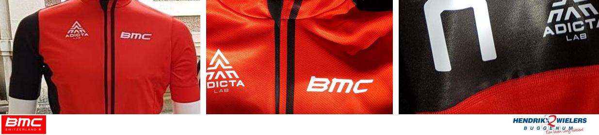 BMC Zero2 fietskleding 2019