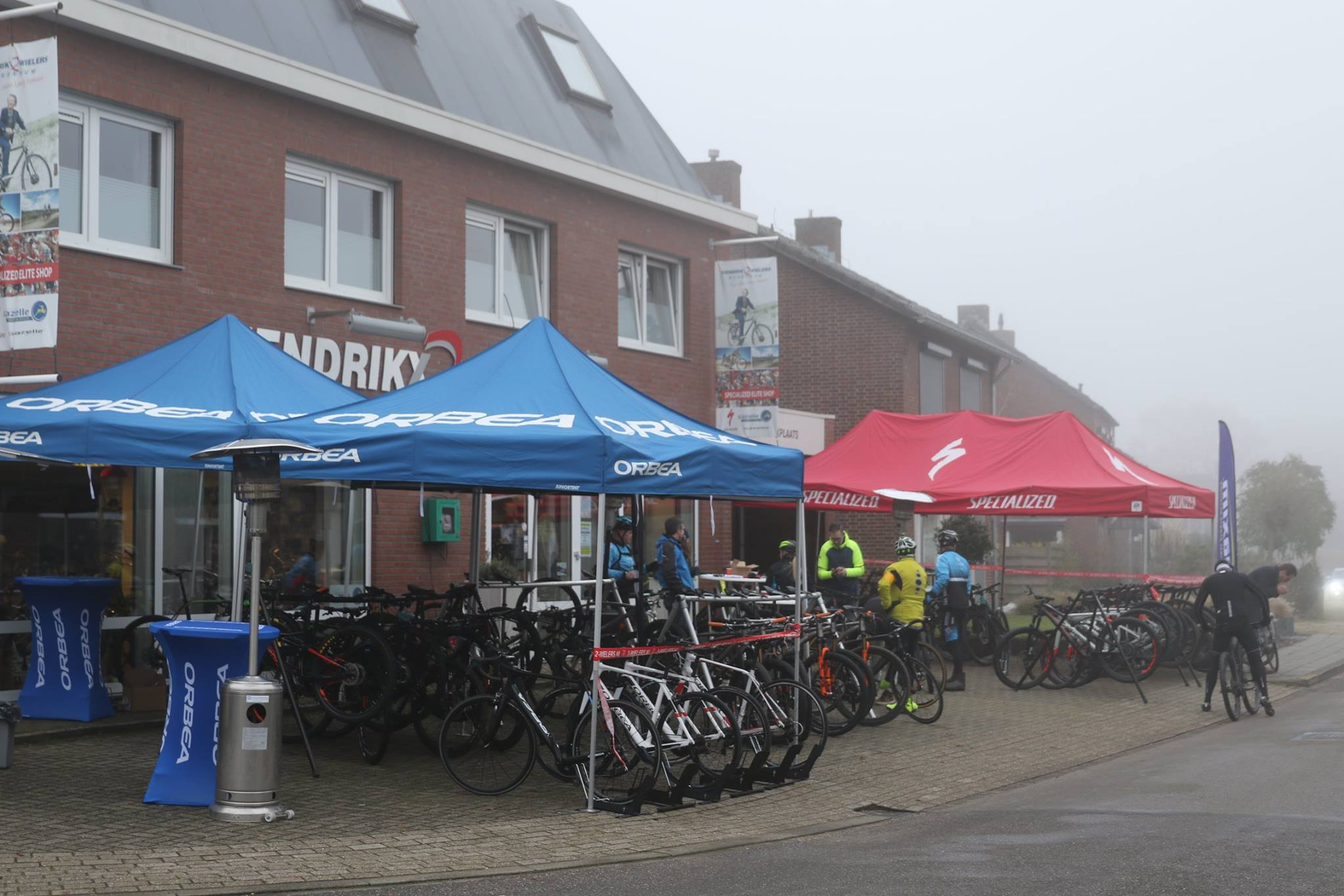 Testdag Specialized, Orbea en Pilot Cycles