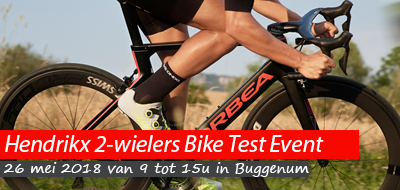 Bike Test Event 26 mei 2018
