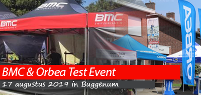 BMC & Orbea Test Event | 17 augustus 2019