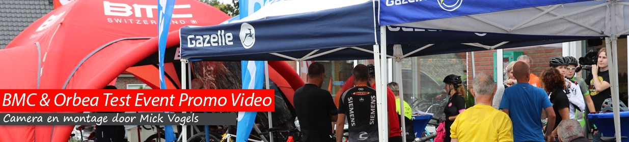 BMC & Orbea Test Event Promo Video